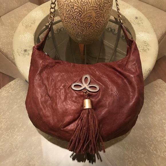 Cynthia Rowley Handbags - CYNTHIA ROWLEY SLOUCH SHOULDER BAG. EXCELLENT COND
